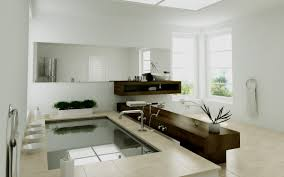 modern white concrete wall luxury interior design that can be