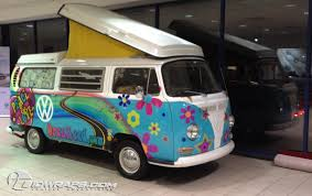 volkswagen hippie van name 3m vinyl vw bus wrap for car dealer in bridgewater nj