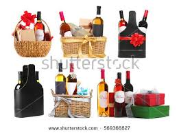 Wine Gift Basket Wine Gift Basket Stock Images Royalty Free Images U0026 Vectors