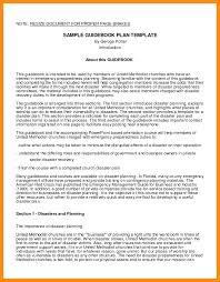 5 business plan examples doc actor resumed non profit sample pdf