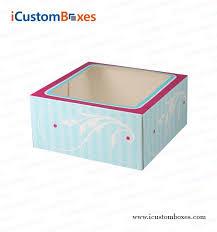 custom cake boxes packaging wholesale