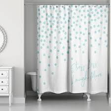 Grey And White Polka Dot Curtains Shower Curtains Shop For Shower Curtains On Polyvore