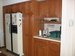 gorgeous oak cabinets painted oak cabinets after remodel beige