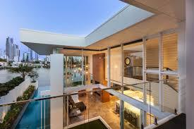 stunning waterfront home in queensland australia