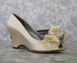 wedding shoes ideas beautiful chagne wedding shoes ideas single design ideas