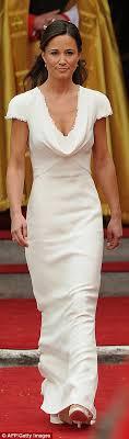 s wedding dress princess diana s wedding dress designer reveals what gown pippa