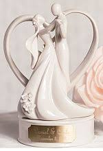 custom wedding cake toppers personalized cake toppers wedding