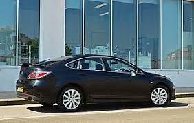 mazda car line car reviews mazda 6 business line the aa