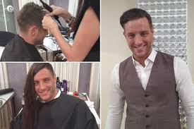 male hair extensions before and after hair extensions hair by carly