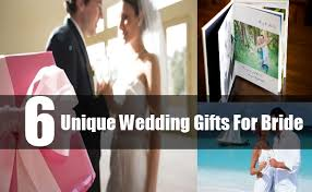 most unique wedding gifts 6 unique wedding gifts for top 6 wedding gifts ideas for