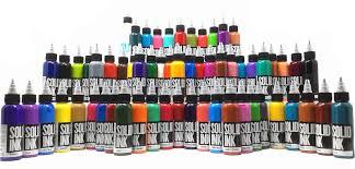 solid tattoo ink colors premium pigments u2013 solid ink