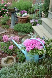 pretty shed around the potting shed pretty in pink blooms and peonies home is