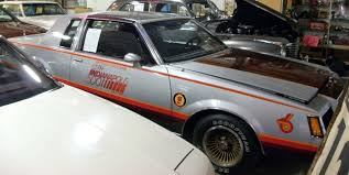 lexus skateboard wiki just a car guy 1981 buick regal was the pace car for the indy 500