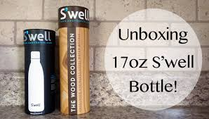 unboxing s u0027well bottle 17 oz my current stash youtube