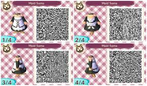 animal crossing new leaf qr code hairstyle animal crossing qr codes