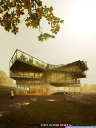 Architecture Visualization by Hover Architectural Visualization Challenge Ii Winners