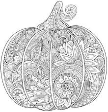 free coloring pages of a pumpkin halloween coloring pages for adults bikinkaos info