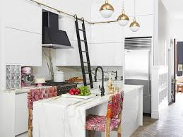 kitchen faucets nyc genevieve gorder s nyc apartment renovation hgtv faucet and