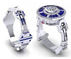r2d2 wedding ring r2d2 engagement and wedding rings inspir wars