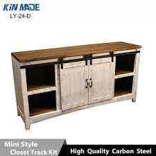 cabinet barn door hardware mini cabinet barn door hardware flat track wooden sliding door