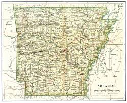 Road Map Of The Usa by Maps Of Arkansas State Collection Of Detailed Maps Of Arkansas
