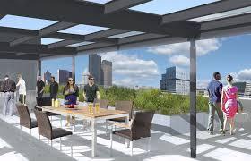 stadium terrace weinstein au architects urban designers llc