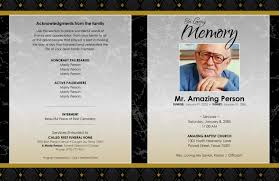 printable funeral programs obituary program europe tripsleep co