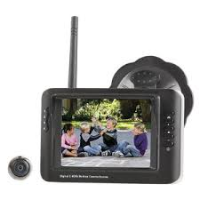 2 4ghz wireless reversing cam with dvr jaycar electronics
