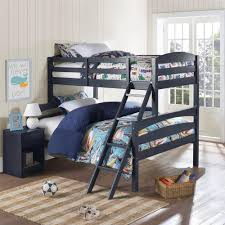 Living Spaces Bunk Beds by Dorel Living Dorel Living Brady Twin Over Full Bunk Bed