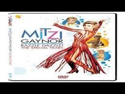 mitzi gaynor razzle dazzle the special years 2008 𝙵𝚞𝙻𝙻