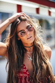 festival hair and boho looks to feel the vibes hairstyles rayban u0026oakley on gipsy fashion hippie chic and boho style