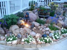 Landscaping Rock Ideas Garden Ideas For Small Yards U2013 Exhort Me