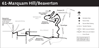 Beaverton Oregon Map by 61 Marquam Hill Beaverton