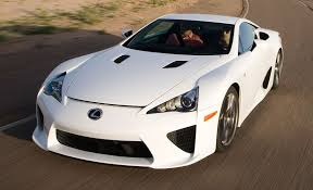 lexus lf a 2012 lexus lfa instrumented test car and driver