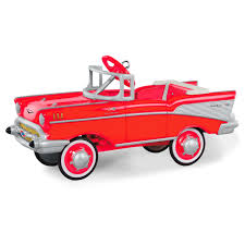 1957 chevrolet bel air car ornament keepsake ornaments hallmark