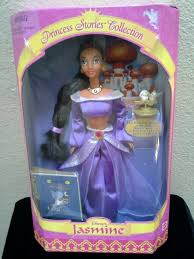 1997 disney princess stories collection doll by mattel