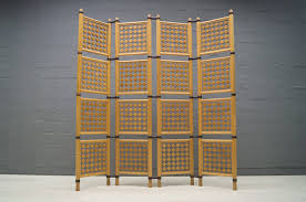 wooden room dividers wooden room divider 1960s for sale at pamono