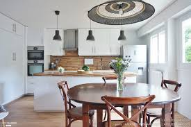 amenager cuisine ouverte inspirations à la maison eblouissant amenager cuisine ouverte sur