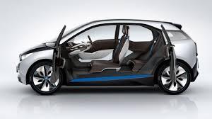 bmw i3 bmw i reveals electric car concepts roadshow