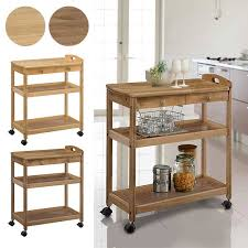 Atomstyle Rakuten Global Market Recommended Kitchen Trolley - Kitchen side table