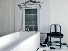 bathroom 4 glamorous black and white bathroom ideas black and