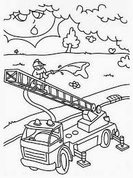 coloring pages firefighter 28 images free printable