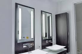 Best Bathroom Lighting For Makeup Better Lighting Bathroom Lighting Idea For Makeup Mirror