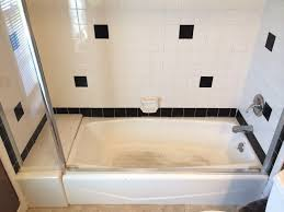 Wallpaper Ideas For Bathroom by Seashell Bathroom Decor Seashell Shower Curtain Seashell Bathroom