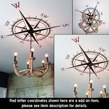 compass rose vinyl wall or ceiling decal nautical map removable compass rose vinyl wall or ceiling decal nautical map removable sticker k514 ebay