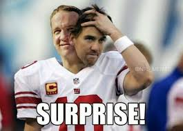 Surprise Meme - 22 meme internet surprise peyton manning as eli manning