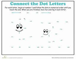 dot to dot alphabet k worksheet education com