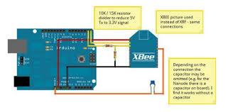 code zigbee arduino xbee alternative xrf wireless rf radio module and arduino oscar liang