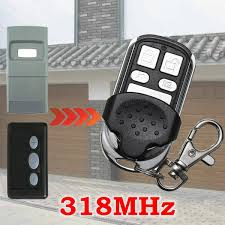 Overhead Door Remote Control by 4 Button 318mhz Replacement Garage Door Remote Control For Mct 11