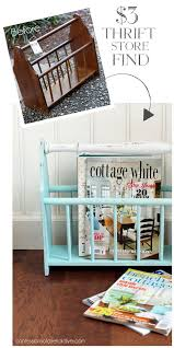 Magazine Rack Bathroom by Top 25 Best Upcycle Magazine Rack Ideas On Pinterest Country